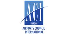 Airports Council Internation Eruope (ACI Europe) logo