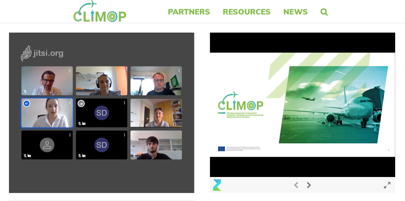 First Advisory Board Workshop organized by ClimOp