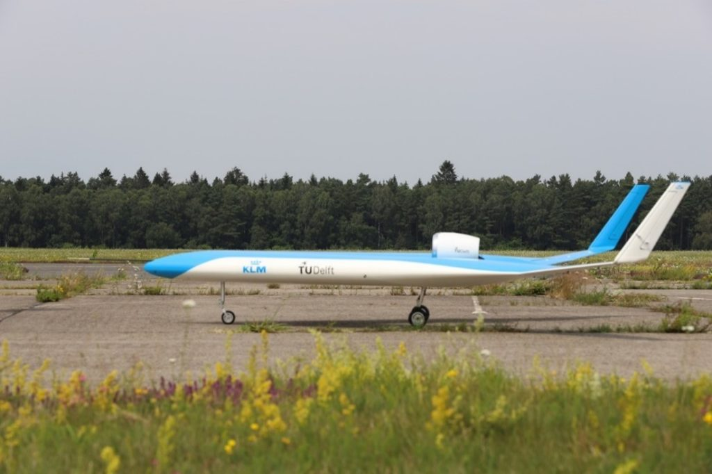TU Delft Flying-V, on the path to climate neutral aviation